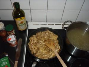 Steg Kylling med krydderier og ingefær