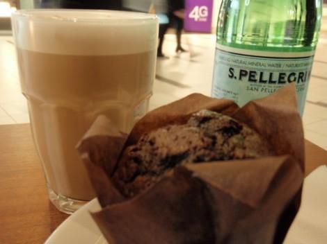 Kaffe i Fields