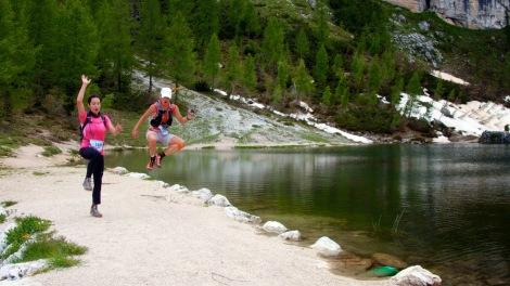 Lavaredo Ultra Trail - Croda da lago